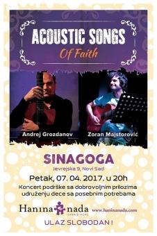 Koncert Andreja Grozdanova